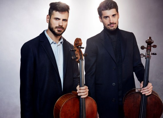 Luka Sulic and Stjepan Hauser are 2Cellos