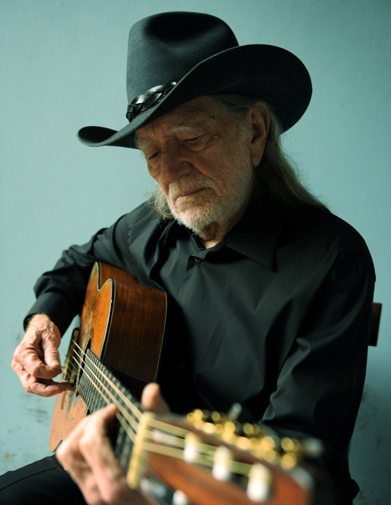 Country Singer Willie Nelson
